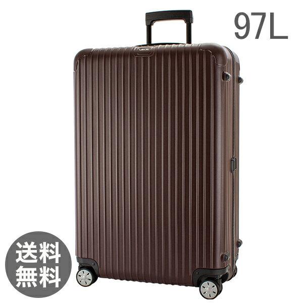 RIMOWA リモワ スーツケース サルサ マルチウィール 97L キャリーバッグ キャリーケース 旅行 カルモナレッド 810.77.14.4 SALSA MultiWheel