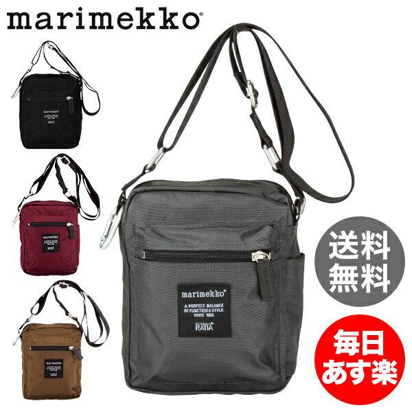 マリメッコ Marimekko ショルダーバッグ キャッシュ&キャリー CASH & CARRY ROADIE 通勤 通学 レディース メンズ 026992
