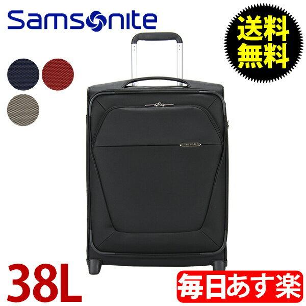 【本日限定 全品最安値に挑戦】 サムソナイト SAMSONITE ビーライト3 アップライト 38L B-Lite 3 UPRIGHT 55/20 64947 スーツケース キャリーケース 1年保証
