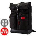 トゥミ Tumi ルーク ロールトップ バックパック 222388DR2E ブラック Exclusives Luke Roll-Top Backpack Bla...