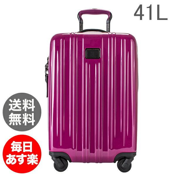 TUMI トゥミ スーツケース 41L コンチネンタル・キャリーオン 0228061MG2 マジェンタ Tumi V3