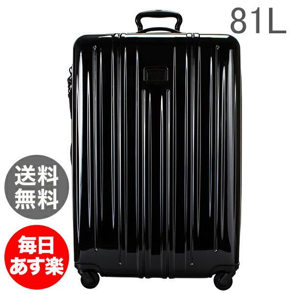 TUMI トゥミ スーツケース 81L ラージ・トリップ・パッキング・ケース 0228067D ブラック