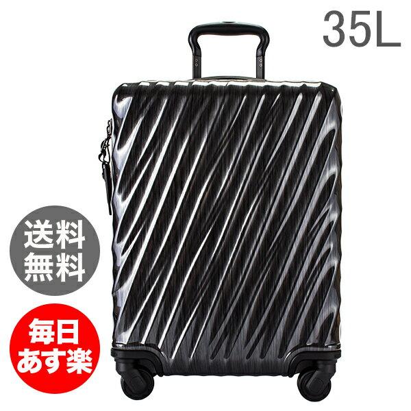 TUMI トゥミ スーツケース 35L インターナショナル・キャリーオン 0228660D ブラック 19 Degree