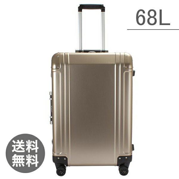 ゼロハリバートン ZERO HALLIBURTON スーツケース 68L ジオ アルミニウム2.0 26インチ 4輪 スピナー トラベルケース ZRG226-BR ブロンズ Geo Aluminum 2.0 Collection-2nd Generation Bronze