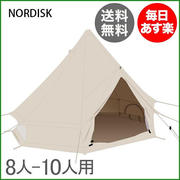 NORDISK ノルディスク Legacy Tents Basic Asgard 19.6 142024 Basic ベーシック テント 2014年モデル 北欧