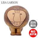 リサラーソン 置物 ライオン 10 x 14.5cm オブジェ 北欧 装飾 インテリア 1110200 LisaLarson Lions Midi