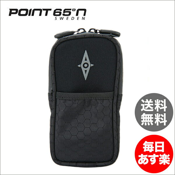【最大13%OFFクーポン】Point65 ポイント65 Pockets & Cases MP Pocket マルチポケット ブラック 500056 リュック 北欧