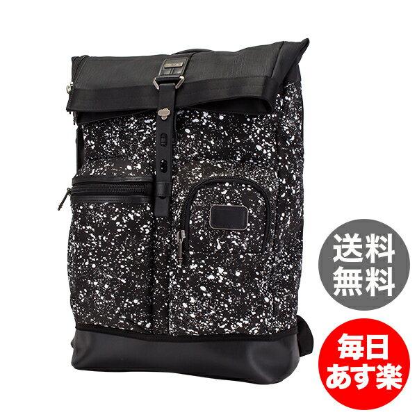 トゥミ Tumi ルーク ロールトップ バックパック リュック 222388GP2 ギャラクシープリント Alpha Bravo Luke Roll-Top Backpack メンズ ビジネス バッグ
