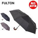 【4時間限定 全品最安値に挑戦】 フルトン Fulton 傘 折り畳み傘 メンズ チェルシー2 G818 Chelsea-2 おしゃれ 紳士用…