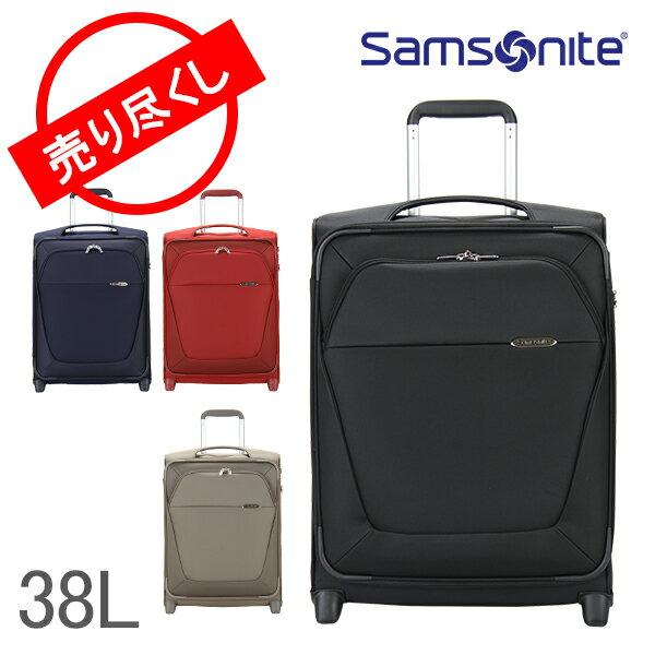 【赤字売切り価格】サムソナイト SAMSONITE ビーライト3 アップライト 38L B-Lite 3 UPRIGHT 55/20 64947 スーツケース キャリーケース 1年保証 アウトレット