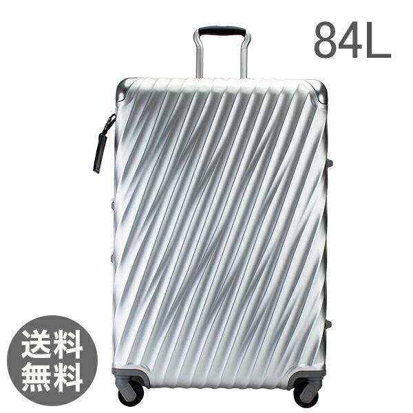【全品5%OFFクーポン】トゥミ TUMI スーツケース 84L 4輪 19 Degree Aluminum エクステンデッド・トリップ・パッキングケース 036869SLV2 シルバー キャリーケース キャリーバッグ
