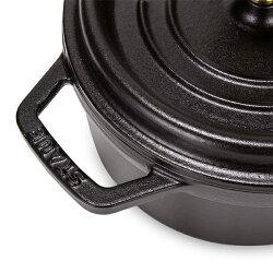 ストウブ鍋Staubピコ・ココットラウンド16cm両手鍋ホーロー鍋RundBraterピコココットおしゃれ鍋なべ調理器具キッチン用品