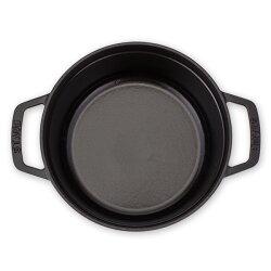 ストウブStaubピコココットラウンドRund22cmホーロー鍋なべ調理器具キッチン用品