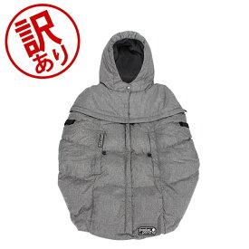 【訳あり】 セブンエイエムアンファン 7 AM Enfant ベビーカー 防寒カバー 抱っこ紐 兼用 防寒ケープ 2way フットマフ プーキーポンチョ PP200 Pookie Poncho