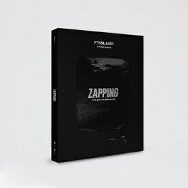 全曲和訳 / FTISLAND ZAPPING 7TH MINI ALBUM FTアイランド 7集 ミニ 初回ポスター / レビュー特典 / 送料無料
