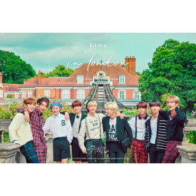 STRAY KIDS FIRST PHOTOBOOK STAY IN LONDON ストレイキッズ ロンドン 写真集 / レビュー特典 / 送料無料