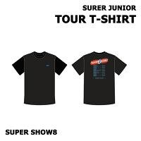 SUPERJUNIORTOURT-SHIRTスーパージュニア公式グッズ【レビュー生写真5枚|宅配便】