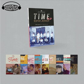 VER選択 / CD / 全曲和訳 / SUPER JUNIOR TIME SLIP 9TH ALBUM スーパージュニア 正規 9集 アルバム / 送料無料 / ポスター無しで格安