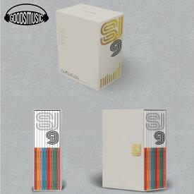 10種セット / CD / 全曲和訳 / SUPER JUNIOR TIME SLIP 9TH ALBUM スーパージュニア 正規 9集 アルバム / 先着ポスター丸め / レビューで生写真5枚 / 送料無料