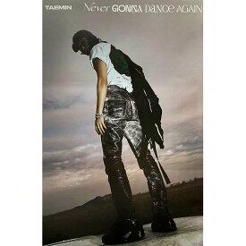 TAEMIN 3rd FULL ALBUM [NEVER GONNA DANCE AGAIN] (EXTENDED VER.) POSTER 2