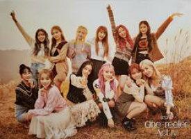 IZ*ONE 4th Mini Album One-reeler Act Official Poster - Photo Concept Scene #1