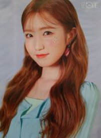IZ*ONE 3rd Mini Album ONEIRIC DIARY Official Poster - Photo Concept Hitomi