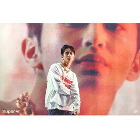 SuperM SUPER ONE 1st ALBUM POSTER - MARK