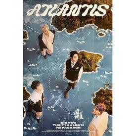 SHINEE 7TH REPACKAGE [ATLANTIS] (OCEAN VER.) POSTER