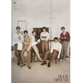 ASTRO 6TH MINI ALBUM [BLUE FLAME] (THE BOOK VER.) POSTER ONLY