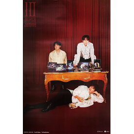 SUPER JUNIOR 10TH ALBUM [THE RENAISSANCE STYLE] (VERSATILE VER.) POSTER
