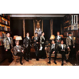 SUPER JUNIOR 10TH ALBUM [THE RENAISSANCE STYLE] (RENAISSANCE VER.) POSTER