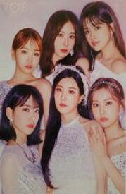 IZ*ONE 3rd Mini Album ONEIRIC DIARY Official Poster - Photo Concept Unit A