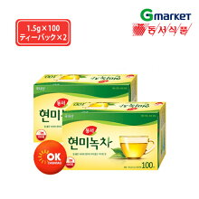 【DONGSUH】【ドンソ食品】玄米緑茶/Rice...