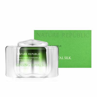 【NATURE REPUBLIC】【ネイチャーリパブリック】ジンセン・ロイヤルシルク・アイクリーム 25ml Ginseng Royal Silk Eye Cream【楽天海外直送】