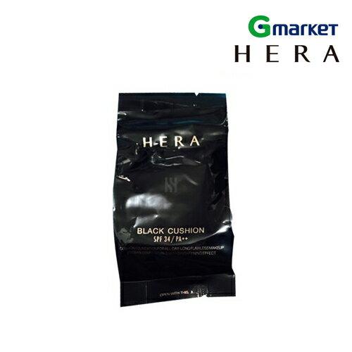 【HERA】【ヘラ】ブラック クッション リフィル/Black Cushion Refill SPF34/PA++/15g/全5色/リフィル/ファンデーション/クッション/メークアップ/韓国コスメ/韓国化粧品/コスメ【楽天海外直送】