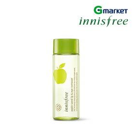 【innisfree】【イニスフリー】アップル シード リップ&アイ リムーバー/apple seed lip & eye remover/100ml/リムーバ/リンゴ/韓国コスメ【楽天海外直送】