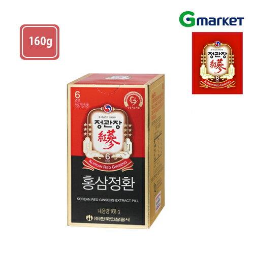 【Junggwanjang】【正官庄】紅参精丸/Korean Red Ginseng Extract Pill/168g/韓国健康食品/健康食品/サプリメント/高麗人参/紅参/ホンサム【楽天海外直送】
