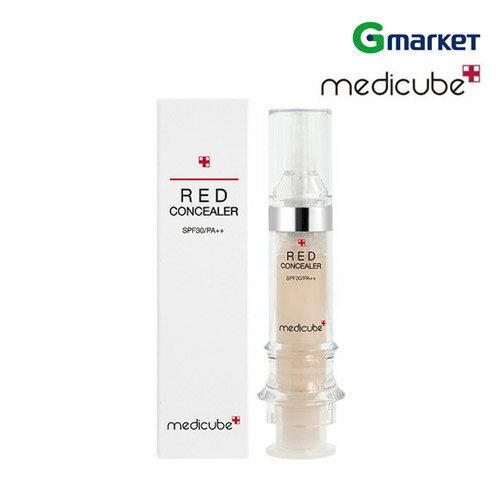 【medicube】【メディキューブ】レッドコンシーラー/Red Concealer SPF30/PA++/5.5ml/全2種/コンシーラー/メイクアップ/ベース/カバー/韓国コスメ/韓国化粧品/コスメ【楽天海外直送】