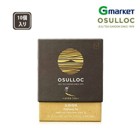 【O'Sulloc】【オソルロック】オソルロック キキョウ茶/Samdayeon Bellflower Tea/10個入り/オソルロック/オソルロッ/O'Sulloc/OSULLOC/お茶/緑茶【楽天海外通販】