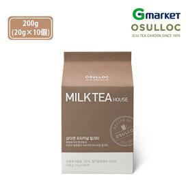 【O'Sulloc】【オソルロック】ミルクティーハウス サムダヨン オリジナルミルクティー/O'sulloc Milk Tea House Samdayeon Original Milk Tea/200g/ミルクティー粉末/オソルロック/O'Sulloc/OSULLOC/紅茶/【楽天海外直送】