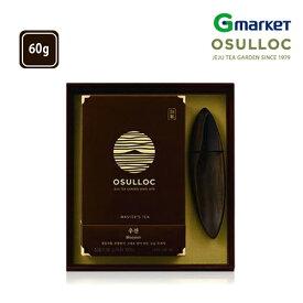 【O'Sulloc】【オソルロック】オソルロック ウジョン/O'sulloc Woojeon/60g/オソルロック/オソルロッ/O'Sulloc/OSULLOC/お茶/緑茶【楽天海外通販】