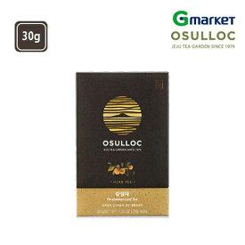 【O'Sulloc】【オソルロック】オソルロック 柿の葉茶/O'Sulloc Persimmon Leat Tea/30g/オソルロック/オソルロッ/O'Sulloc/OSULLOC/お茶/緑茶【楽天海外通販】