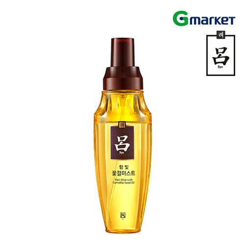 【Ryo】【呂(リョ)】含光(ハンピッ) コッギョル(花キメ) ミスト/Hair Mist With Camellia Sead Oil/150ml/ヘアケア/韓国ヘアケア/ヘアミスト【楽天海外直送】