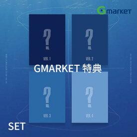 【4種セット】GMARKET特典【予約】【K-Pop】【MONSTA X】MONSTA X Mini Album FOLLOW -FIND YOU /ミニアルバム/韓国音楽チャート反映/KPOP/10月28日発売【楽天海外直送】