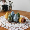 巫婆福特公司赤土陶器製造支柱裝飾(Cane Tops)gureizudo 6個安排支柱1部用[巫婆福特赤土陶器/花盆]