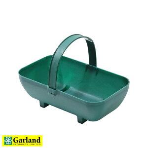 スモール トラッグ プランター グリーン - Small Trug Planter Green -[Garland Products Ltd./ガーランドプロダクツ]【2021年9月再入荷】