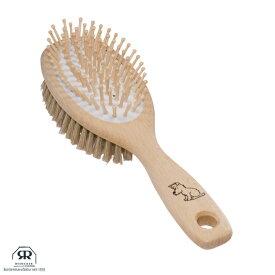 REDECKER レデッカーウッドピン ドッグブラシ(犬用ブラシ)  豚毛- Dog Brush, Wooden Pins - 【あす楽対応】