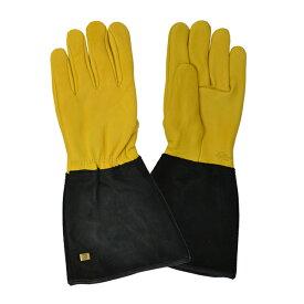 英国ジェイコ(JAYCO社)ゴールドリーフロンググローブ タフタッチ(手袋) メンズ【あす楽対応】【SS期間中PT10倍】