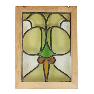 Antique stained glass 26L made in the U.K. (the U.K.)