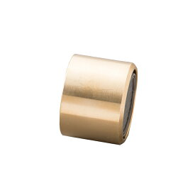 【GM商品、期間内ポイントUP】泡沫アダプター 真鍮色 [GM3-F-506] ONLY ONE/オンリーワン